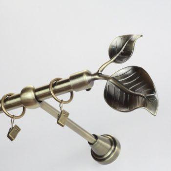 Трубчатые и кованные карнизы