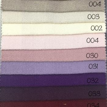 Натуральные ткани для штор