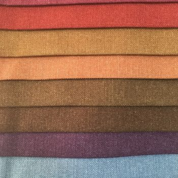 Однотонные ткани для штор
